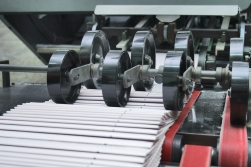 Different printing machines and polygraphing equipment